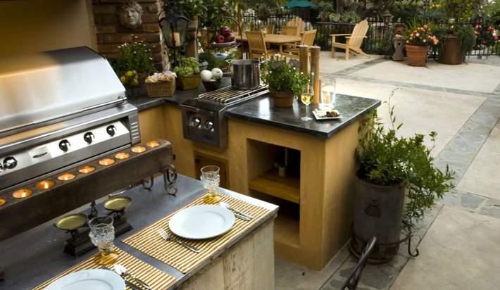 Outdoor Kitchen Ideas That Will Inspire