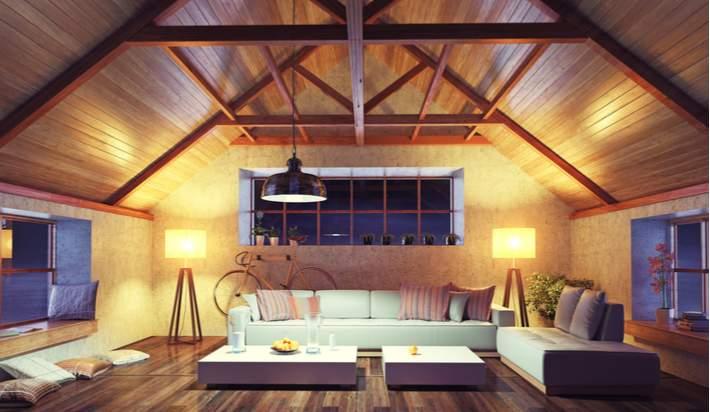 11 Ways to Elevate Wooden Ceiling Design