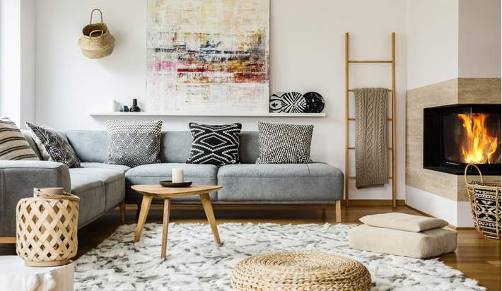 Decor Inspo to Make a Living Room Spacious