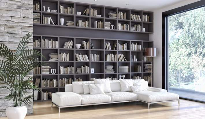 Home Library Styles That Redefine Relaxation