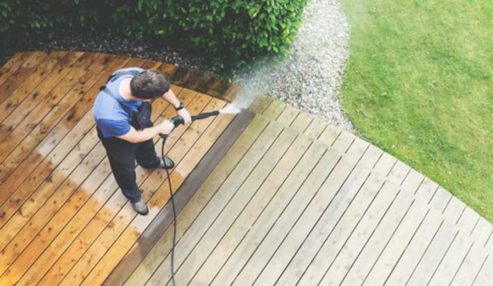 13 Things to Avoid When Pressure Washing