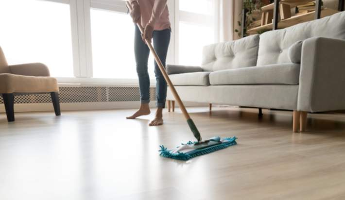 Keep Your Laminate Floors in Great Shape